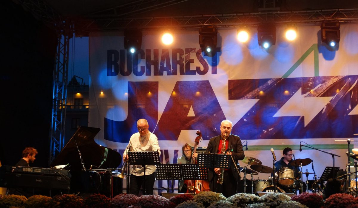Bucharest Jazz Festival 2016